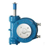 Buy cheap worm drive actuator fo ball valves and butterfly valves ,manual quarter turn gear box from wholesalers