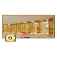 Buy cheap High quality columbarium, ashes storage shelves with doble door with glazed panel from wholesalers