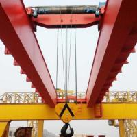 Buy cheap Light Dead Cross Travel Crane Wire Rope Single Girder Optional Capacity from wholesalers