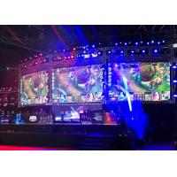 Buy cheap Nova Receiver Card Outdoor Rental Led Screen 500*500mm P5.95 With MBI5124 IC from wholesalers