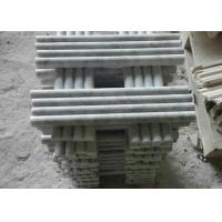 Buy cheap 12 Counter Rail Tile Trim / Marble Pencil Rail Trimming Moulding 4/5 Thick from wholesalers