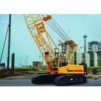 Buy cheap Hy draulic crawler crane  with Durable 40 ton Jib 11t Crawler Crane QUY100 With Max. Swing Speed 1.4 r/min from wholesalers