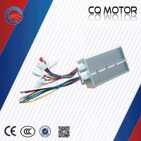 Buy cheap 800W DC 60V brush motor speed controller forward reverse controll and nature shift from wholesalers