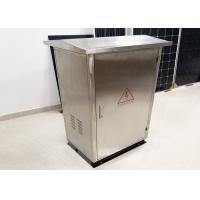 Buy cheap Powder Coating Off Grid Power Distribution Cabinet Stainless Steel Outdoor from wholesalers