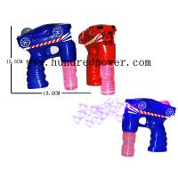 Buy cheap Racing Car Sound Light Up Bubble Blaster ABS Bubble Guns For Weddings from wholesalers