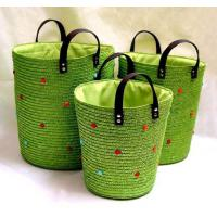 Wholesale willow laundry basket 02 from china suppliers