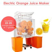 Buy cheap High Output Industrial Orange Juicer Machine Lemon Squeezer With Auto Pulp Removal from wholesalers