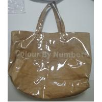 Buy cheap Fashion Folding Shopping Bags Large Size Recycled Tyvek Paper Bag PVC Cover from wholesalers