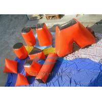 Wholesale 0.6mm PVC Tarpaulin Airsoft Inflatable Paintball Bunker for Archery Tag from china suppliers