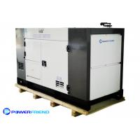 Buy cheap FAW / Xichai Engine Diesel Super Silent Generator Set Continue Power 24kw 30kva from wholesalers