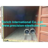 Buy cheap EN 10216-1 1 - 30mm Wall Thickness Structural Steel Pipe , Round Structural Steel Tubing from wholesalers
