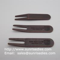 Buy cheap Cheap Golf Divot tools in bulk production, Custom Metal Golf Divot repairer tools from wholesalers