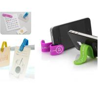 Buy cheap Best selling custom logo magnet M-clip for any mobile phone from wholesalers