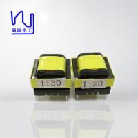 Wholesale Magnet Electronic High Frequency High Voltage Transformer Yellow Color from china suppliers