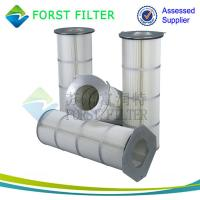 Buy cheap FORST Air Filter Manufacture Polyester Industrial Dust Air Filter Supplier from wholesalers