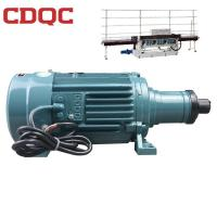 Wholesale Grinding Machine 2 Speed Electric Motor , Three Phase Ac Motor UAMZ90 Series from china suppliers