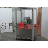3 - 5 ML Small liquid filling Machine for spray Perfume with PLC System Manufactures