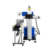 Buy cheap Portable 60w Cnc Laser Marking Machine Jeans Wood Leather Support Beautiful from wholesalers