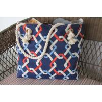 Buy cheap China factory direct sell extra large durable women beach tote bag from wholesalers