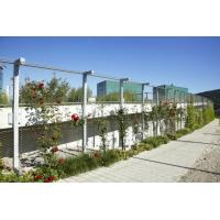 Buy cheap Flexible Stainless Steel Wire Mesh , Vertical Garden Wire Mesh Mesh For Climbing Plants from wholesalers