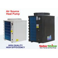 Wholesale Medium Size Air Source Heat Pump Unit Shell Heat Exchanger 15.5kw Input Power from china suppliers