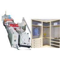 Buy cheap 3mm - 40mm  wpc pvc foam board machine wpc board production line for solid wpc furnitureboard from wholesalers