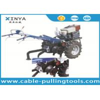 Buy cheap Two Wheel Walking Tractor With Dongfeng Engine Power Tractor Winch from wholesalers
