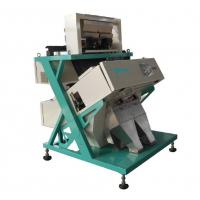 10 Inch Screen Recycled Plastic Color Sorter Machine For Bean / Nut / Grain