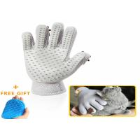 Buy cheap Customized Pet Grooming Gloves For Deshedding Dog Long Hair Removal Comb from wholesalers