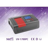 Buy cheap Selenium Laboratory Spectrophotometer Sodium , Visible Light Spectrophotometer from wholesalers
