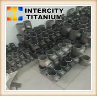 Buy cheap Manufacturers Low Price Astm B363 Pipe Fittings Gr2 Titanium Concentric / Eccentric Reducer from wholesalers