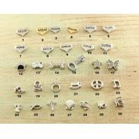 Buy cheap Stainless Steel Locket Charms Sterling Silver Charms from wholesalers