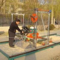 Buy cheap Swing Blade Sawmill with 1,500mm Manageable Log Diameter and 180mm x 360mm Double Cut from wholesalers