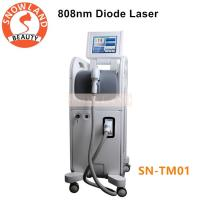 Buy cheap Manufacture Supplier!!! 808nm diode laser hair removal machine for all skin types from wholesalers