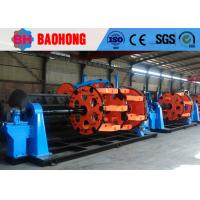 Buy cheap Signal Cable Laying Up Machine Multi Core Back Twist Planetary And Sun Type from wholesalers