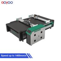 Buy cheap cnc corrugated honeycomb paper cardboard box cutting machine for sale from wholesalers