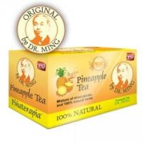 Hot Selling 100% Natural  Dr. Ming Pineapple Weight Loss Slimming Tea Manufactures