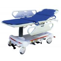 Buy cheap Medical Patient Stretcher Trolley , Hydraulic Ambulance Trolley from wholesalers