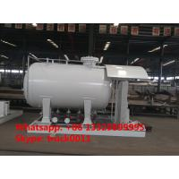 Buy cheap CLW Brand 10cbm, 20cbm lpg cylindder filling plant,best price mobile lpg gas bottling skid station two scales for sale from wholesalers