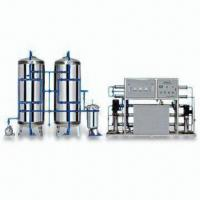 Buy cheap 2,000L/Hour Water Purifying Equipment with Import Power of 6.3kW product