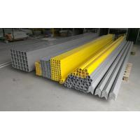 Buy cheap GRP FRP equal angle pultruded profile low price hotsell buiding material from wholesalers