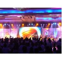 Buy cheap Indoor P5 Hire LED Screen High Definition LED Display IP34 800*800mm Cabinet size from wholesalers
