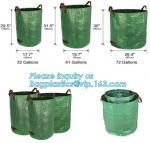 Buy cheap factory wholesale planter grow bag,Green Eco-friendly PE potato grow bag resuble garden plant grow bag, BAGEASE, PACKAGE from wholesalers