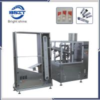 Buy cheap Hot Sale Toothpaste/Cream/Food  soft Tube/Hose/Pipe Filling Sealing Machine with CE from wholesalers