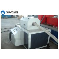 Buy cheap Operating Stable Plastic PVC Pipe Slotting Machine Hole Punching 1 Year Warranty from wholesalers