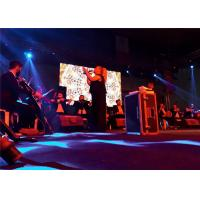 Buy cheap Aluminum SMD led video panels / Event cabinet Rental LED Display high brightness from wholesalers