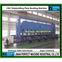 Wholesale Cnc Shipbuilding Plate Bending Machine (Model WE11N-30x9000) from china suppliers