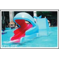 Buy cheap Outside Water Pool Slides Water Park Whales Cartoon Shape Kids Pool Water Slides for Kids Water Park from wholesalers