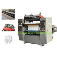 Buy cheap Automatic Double Layer Thermal Paper Slitting Machine from wholesalers