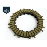 Buy cheap Paper Based Clutch Disc Plate, Auto 90D Motorcycle Clutch Pressure Plate from wholesalers